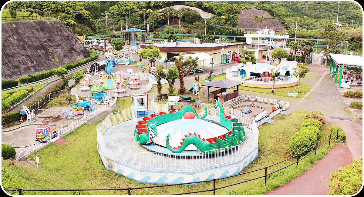 鹿児島の観光ならダグリ岬遊園地